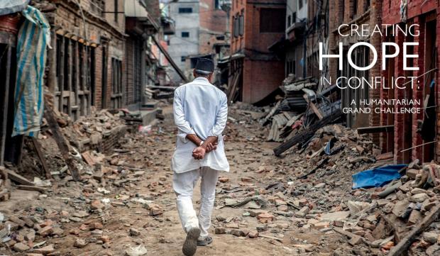 Humanitarian Grand Challenge promo photo