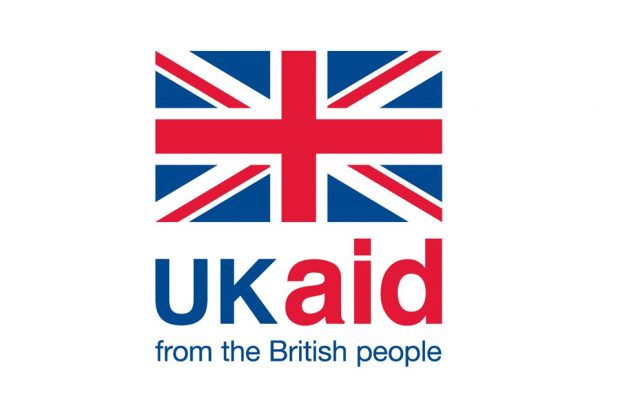 UK aid logo