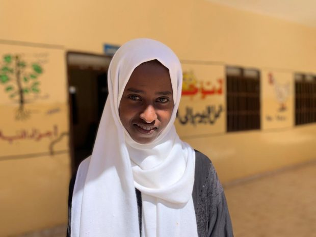 Malak is fighting to end FGM in Sudan.